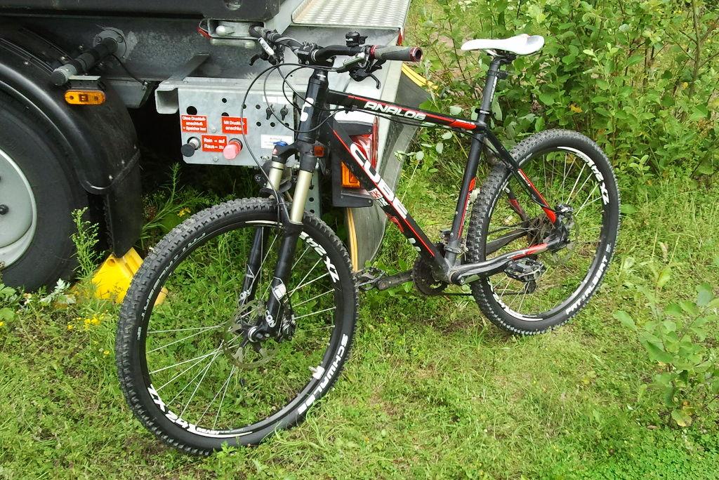 Cube E-Bike Test