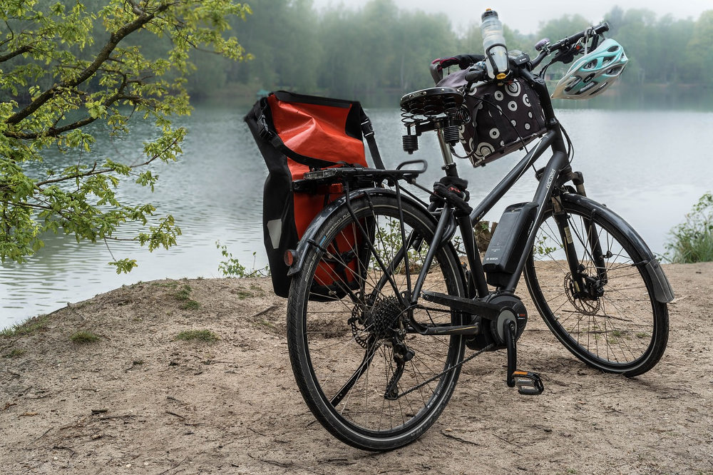 Trekking E-Bike Test